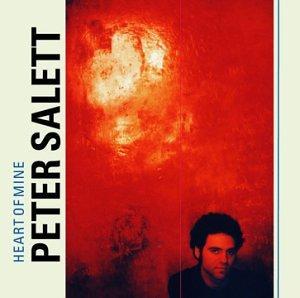 peter salett - heart of mine CD 2000 dusty shoes music 14 tracks used mint