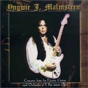 yngwie Malmsteen - concerto suite for electric guitar and orchestra in E flat minor op.1 CD