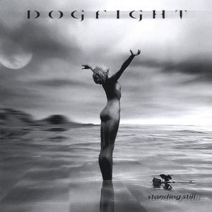 dogfight - standing still CD vizion new england compact disc 8 tracks new