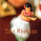 potterybarn - tiki rhythms - various artists CD2002 emi 12 tracks used mint