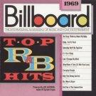 1969 billboard top R&B hits - various artists CD 1989 rhino used mint
