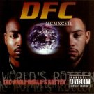 DFC - whole world's rotten CD 1997 penalty used mint
