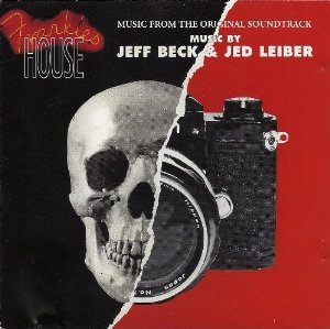 jeff beck & jed leiber - frankies house CD 1992 epic sony 15 tracks used mint