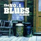no. 1 blues album - various artists CD 2-discs 1998 polygram 38 tracks used mint