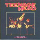 teenage head - frantic city & some kinda fun CD 1988 attic canada used mint