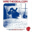 wire - the ideal copy CD 1987 mute enigma 15 tracks used mint