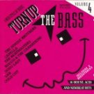 turn up the bass volume 4 - various artists CD 1989 arcade netherlands used mint