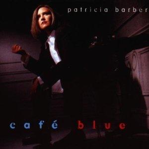 patricia barber - cafe blue CD 1994 premonition blue note used mint