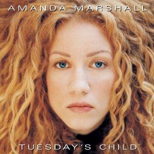 amanda marshall - tuesday's child CD 1999 sony new factory sealed