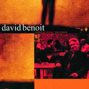 david benoit - professional dreamer CD 1999 grp used mint