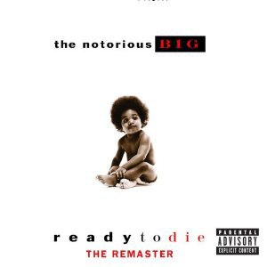 notorious BIG - ready to die remaster CD & DVD 2004 bad boy clean version used mint