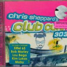 chris sheppard's club cutz 303 CD 2000 BMG ariola used mint
