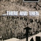oasis - ... there and then DVD 1996 sony used mint