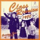 class reunion 1980 - greatest hits of 1980 CD 1995 rebound polygram 12 tracks used mint