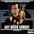 any given sunday volume II - music from the motion picture CD 2000 atlantic warner used mint