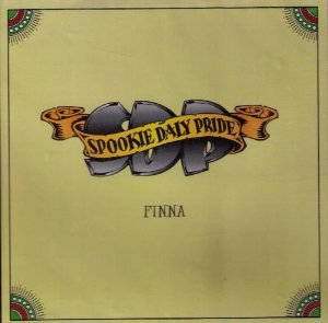spookie daly pride - finna CD 1999 spirit house records 7 tracks used mint