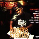 tre-8 - ghetto stories CD 1995 priority no limit 20 tracks used mint