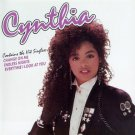 cynthia - cynthia CD 1990 micmac 6 tracks used mint