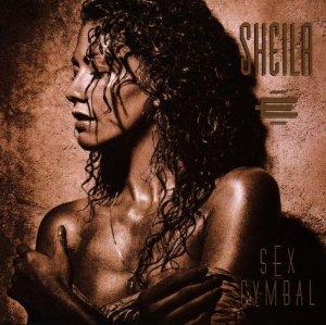 sheila e - sex cymbal CD 2004 warner 13 tracks used mint
