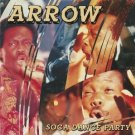 arrow - soca dance party CD 1990 island mango used mint