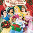 disney princess - a christmas of enchantment DVD 2005 disney used mint