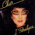 cher - i paralyze CD 1982 sony varese sarabande 9 tracks used mint