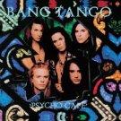 bang tango - psycho cafe CD 1989 MCA mechanic 10 tracks used mint