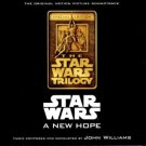 star wars a new hope - original motion picture soundtrack CD 2-discs 1997 RCA used mint