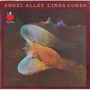 linda cohen - angel alley CD 1989 tomato 11 tracks used