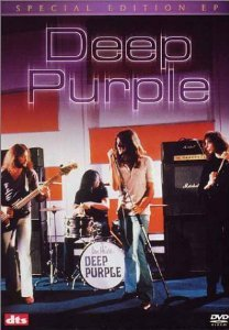 deep purple - special edition ep DVD 2003 classic pictures used mint