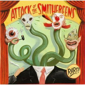 smithereens - rarities attack of the smithereens CD 1995 capitol 26 tracks used mint