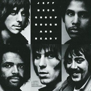 jeff beck group - rough and ready CD epic CBS 7 tracks used near mint
