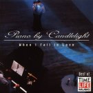 carl doy - piano by candlelight when i fall in love CD 1996 delta time life used mint