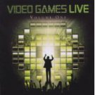 video games live level 2 CD 2010 shout factory 16 tracks used