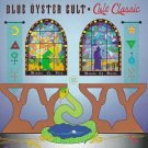 blue oyster cult - cult classic CD 1994 caroline herald 14 tracks used mint