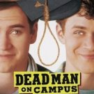 dead man on campus DVD widescreen 1999 paramount used mint