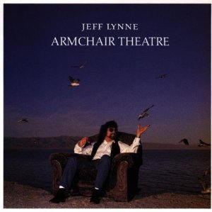 jeff lynne - armchair theatre CD 1990 reprise warner used mint