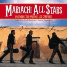 mariachi all stars featuring mariachi los camperos CD 1992 k-tel 12 tracks used mint