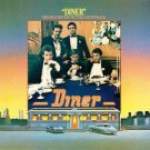 diner - original motion picture soundtrack CD 1982 elektra used mint
