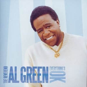 al green - everything's ok CD 2005 blue note bmg direct 12 tracks used mint