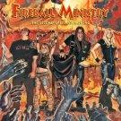 fireball ministry - second great awakening CD 2003 nuclear blast 11 tracks used mint