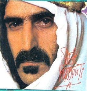 frank zappa - sheik yerbouti CD 1979 rykodisc 1990 BMG Direct 18 tracks used RCD40162