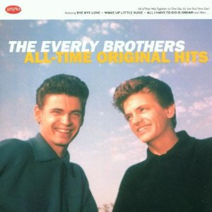 everly brothers - all-time original hits CD 1999 rhino BMG Direct used mint