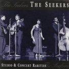seekers - studio & concert rarities CD 1995 EMI 23 tracks used mint