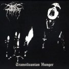 darkthrone - transilvanian hunger CD 1994 peaceville 8 tracks used mint