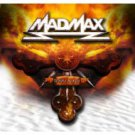 mad max - white sands CD 2007 aor heaven 11 tracks used mint