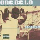 One.be.lo - s.o.n.o.g.r.a.m. CD 2005 fat beats 24 tracks new
