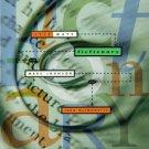 lyle mays marc johnson jack dejohnette - fictionary CD 1993 geffen BMG Direct used mint