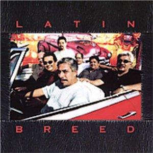 latin breed - retro CD 2002 tejas records used mint