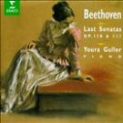 beethoven last sonatas op. 110 & 111 - youra guller piano CD 1995 erato used mint